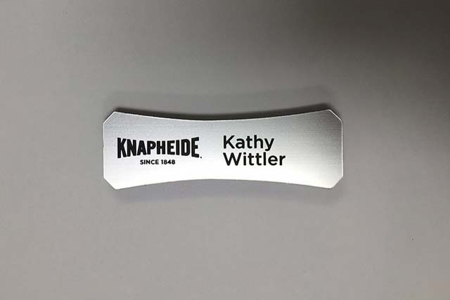 Knapheide Name Badge