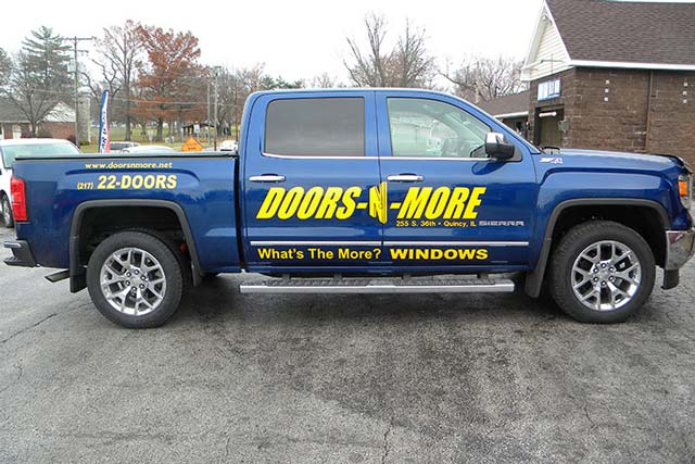 Doors N More Pickup