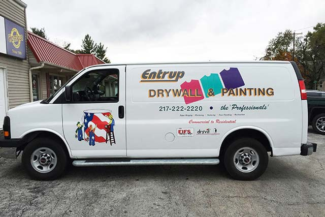 Entrup Drywall Painting