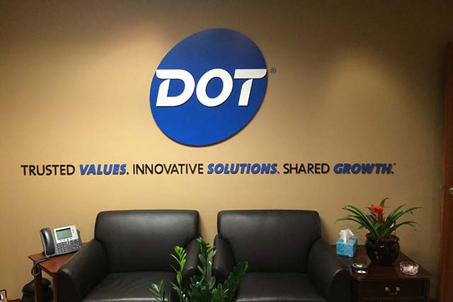 Dot Foods Icon Wall